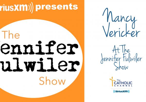 Nancy Vericker At The Jennifer Fulwiler Show