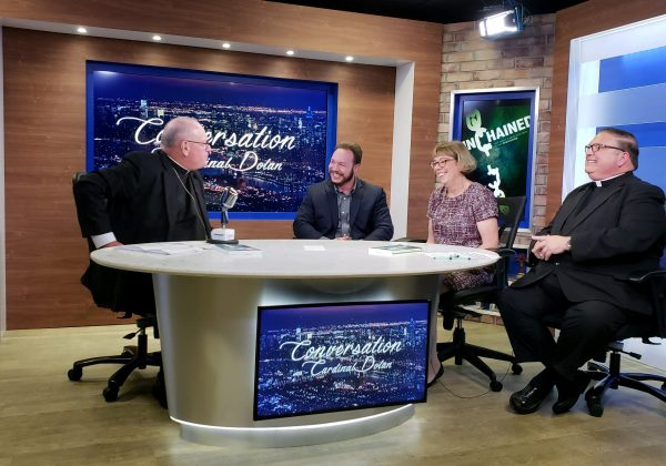 [VIDEO] LIVE ON Conversation with Cardinal Dolan