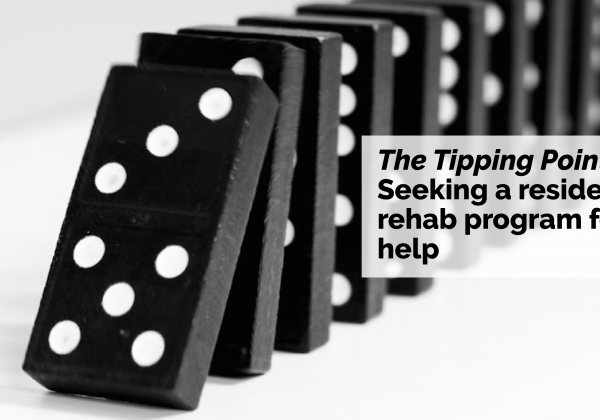 The Tipping Point – When We Knew Our Son Needed Rehab