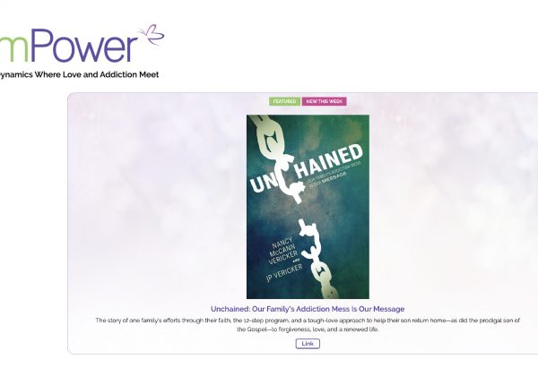 Unchained: Featured on MomPower.org