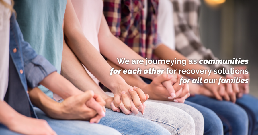 A Social Media Holiday Plus: Creating Recovery Support Communities For Us