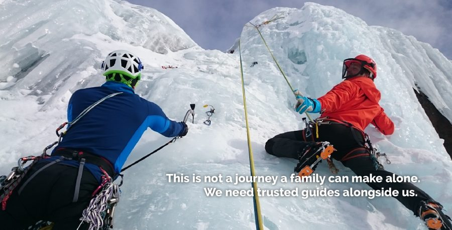 Sherpas on the Climb to Family Recovery