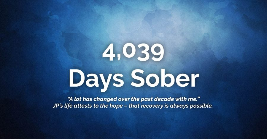 Breaking the Chain: Ten Years of Sobriety