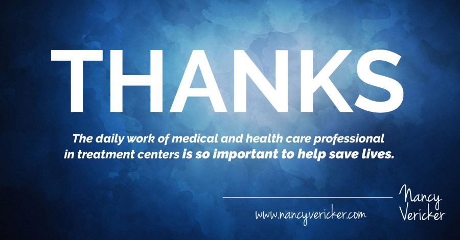 Thank You Medical and Health Care Professionals! – THURSDAY THOUGHT