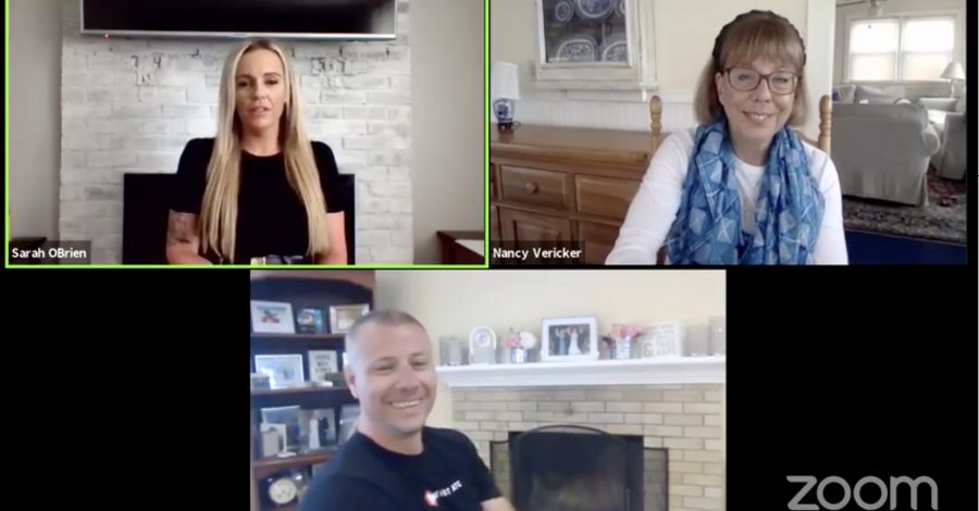 Recovery Chat part 3 with special guest, Nancy McCann Vericker