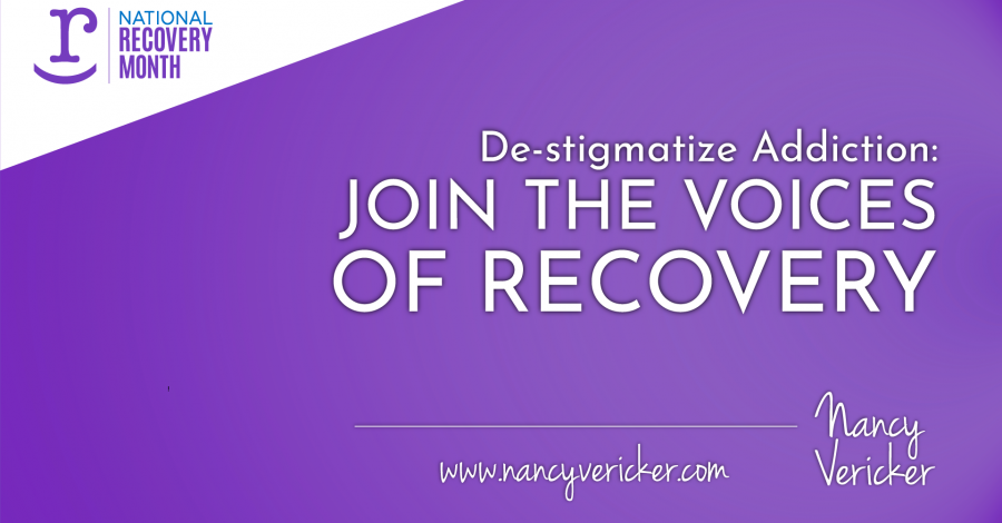 Celebrating Connections: September is National Recovery Month