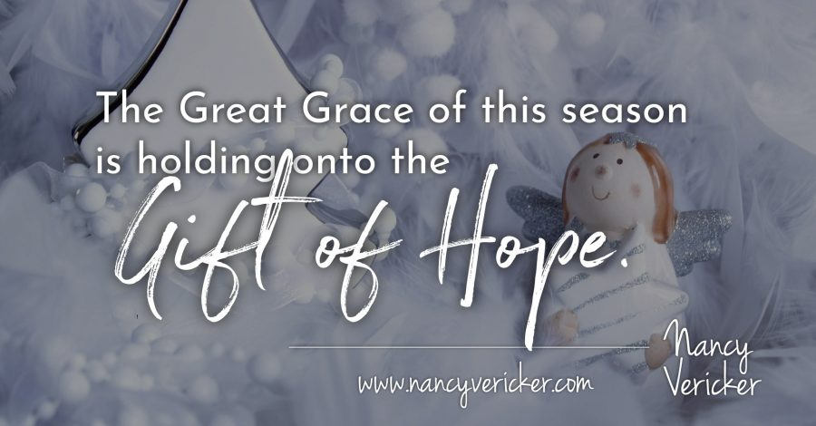 The Gift of Hope at Christmas: Angels with Skin On