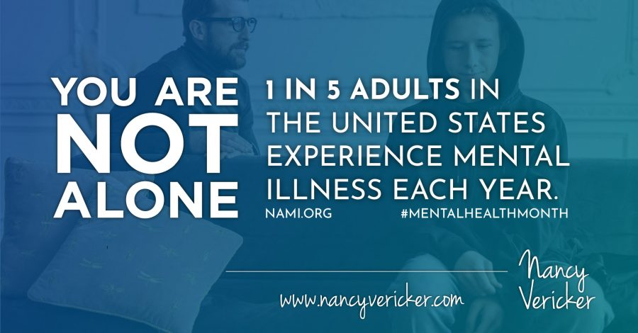You Are Not Alone: May Is Mental Health Awareness Month