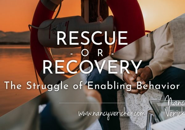 Rescue Or Recovery: The Struggle of Enabling Behavior