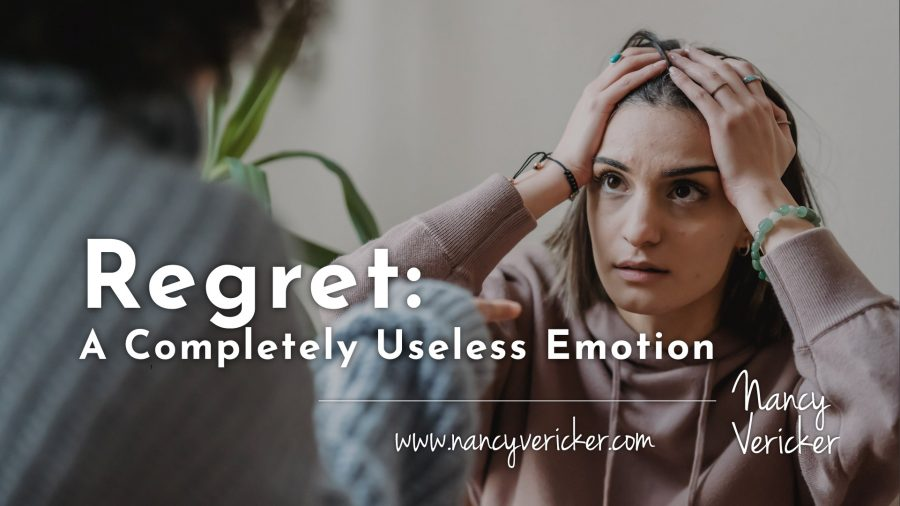 Regret: A Completely Useless Emotion